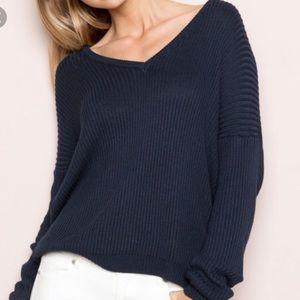 Brandy Melville V Neck Sweater